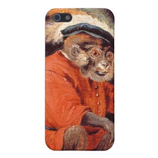 Monkey Tavern iPhone 4 Case