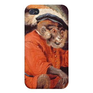 Monkey Tavern  iPhone 4/4S Case