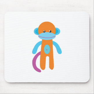Monkey Toy Mouse Pads