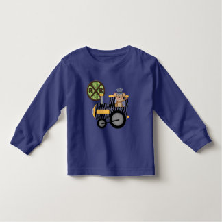 Monkey Train Engineer T-shirts and Gifts