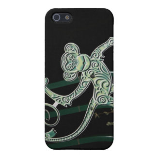 monkey wrought iron figure iPhone 5 cover