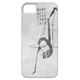 Monkey zen meditation phone iPhone 5 case