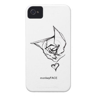 monkeyFACE Case-Mate iPhone 4 Case