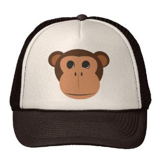 MonkeyFace_Clip_Art Mesh Hat