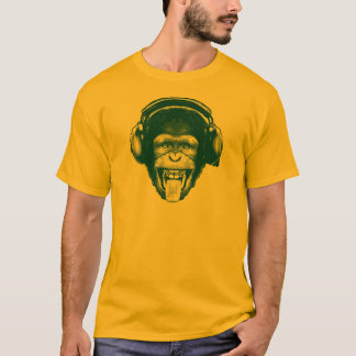 monkeyheadphones T-Shirt
