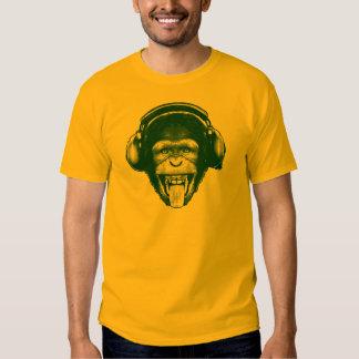 monkeyheadphones tee shirts