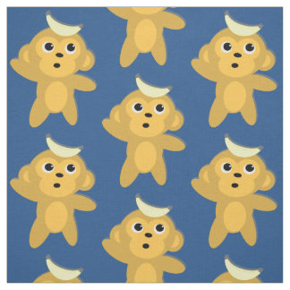Monkeying Around Fabric