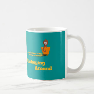 Monkeying Around Mugs