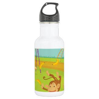 Monkeys 532 Ml Water Bottle