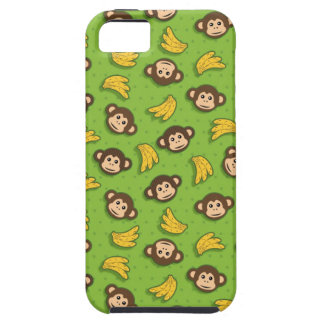 Monkeys and bananas iPhone 5 covers