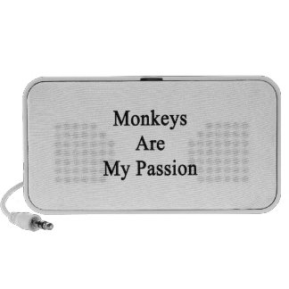 Monkeys Are My Passion Travelling Speakers