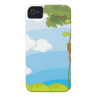 monkeys iPhone 4 cases