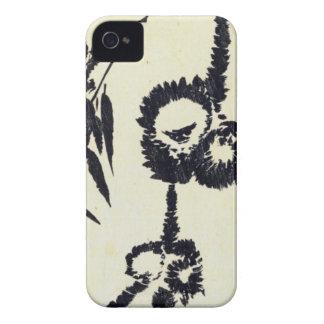 Monkeys in Trees Japanese Woodblock Art Ukiyo-E Case-Mate iPhone 4 Cases