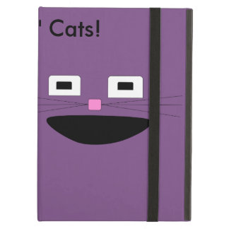 Monkeys n' Cats Ipad Air Case