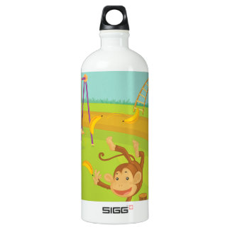 Monkeys SIGG Traveller 1.0L Water Bottle