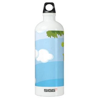 monkeys SIGG traveler 1.0L water bottle