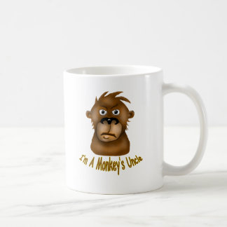 Monkey's Uncle Coffee Mug