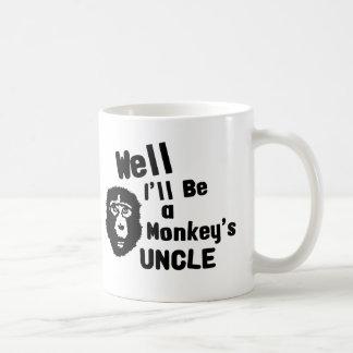 Monkeys Uncle Coffee Mug