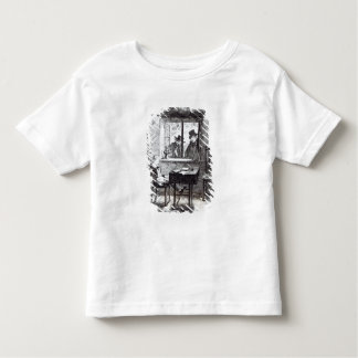 Monks and the Jew Discover Oliver Toddler T-Shirt