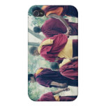 Monks in Sarnath iPhone Case Cover For iPhone 4
