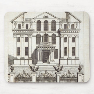Monmouth House, Soho Square Mouse Mat