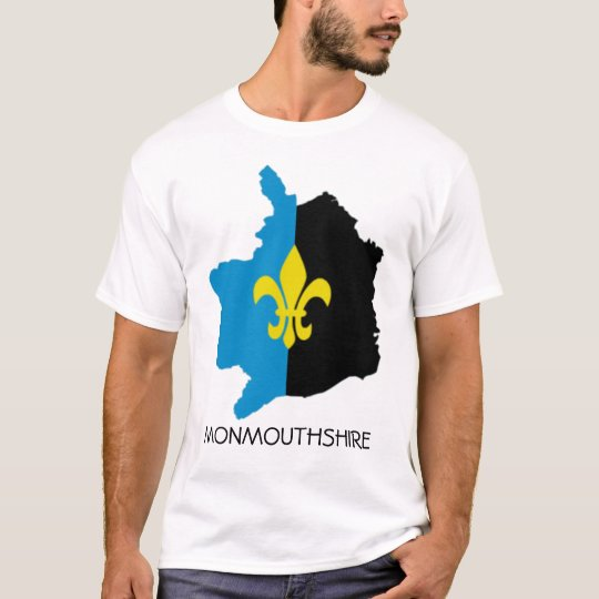Monmouthshire Flag T-shirt