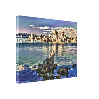 Mono Lake, California Canvas Prints