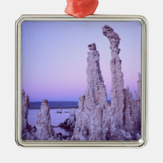 Mono Lake Reserve. California. USA. Tufa Christmas Ornament