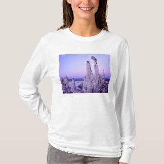 Mono Lake Reserve. California. USA. Tufa T-Shirt