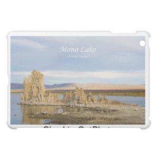 Mono Lake Tufa California Products iPad Mini Covers