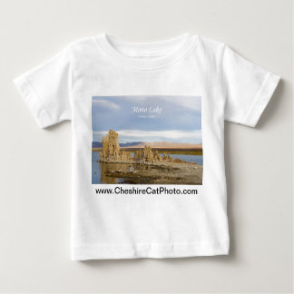 Mono Lake Tufa California Products Shirts