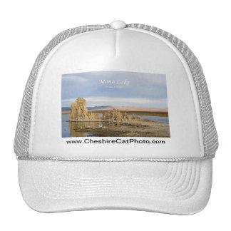 Mono Lake Tufa California Products Trucker Hats