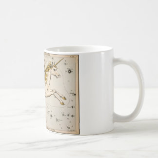 Monoceros Canis Minor and Atelier Typographique Basic White Mug
