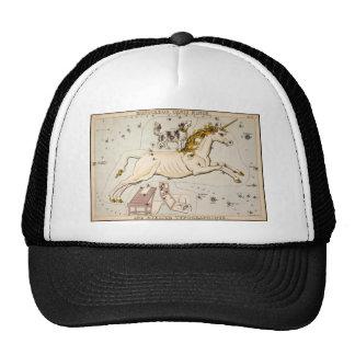 Monoceros Canis Minor and Atelier Typographique Hats
