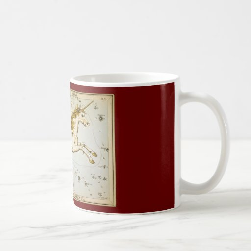 Monoceros, Canis Minor, and Atelier Typographique Mugs