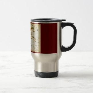 Monoceros, Canis Minor, and Atelier Typographique Coffee Mugs