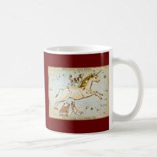 Monoceros, Canis Minor, and Atelier Typographique Coffee Mug