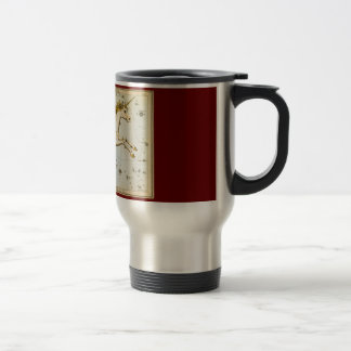 Monoceros, Canis Minor, and Atelier Typographique Stainless Steel Travel Mug