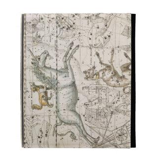 Monoceros, from 'A Celestial Atlas', pub. in 1822 iPad Case