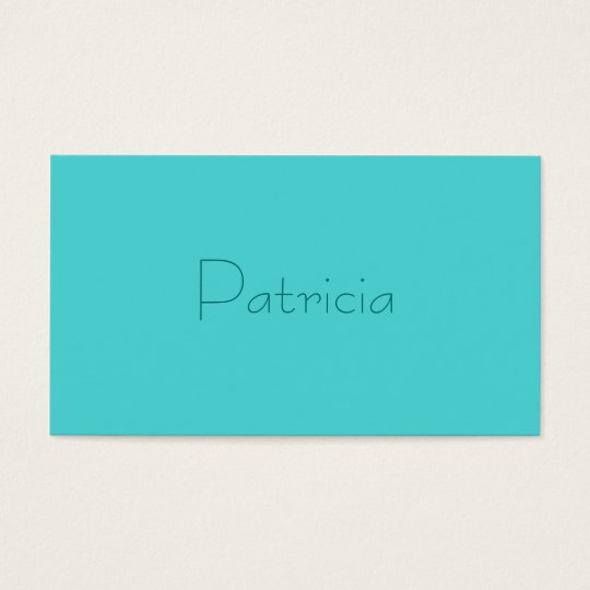 Monochromatic in Tropical Fruit Mix Business Card