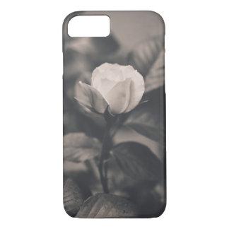 Monochromatic rose image iPhone 8/7 case