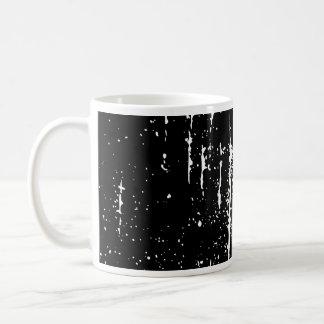 Monochrome Abstract. Coffee Mug