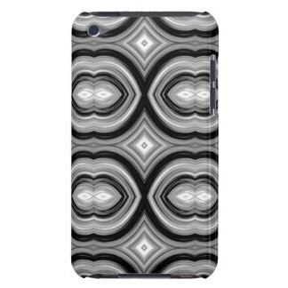 Monochrome Abstract Pern. iPod Touch Case-Mate Case