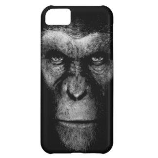 Monochrome  Ape Face iPhone 5C Case