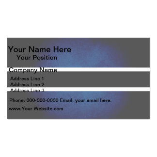 Monochrome Botswana Flag Pack Of Standard Business Cards