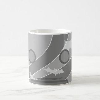 Monochrome Fear Coffee Mugs