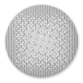 Monochrome Grey Density Design - Drawer Knob