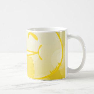 Monochrome Happyness! Coffee Mugs