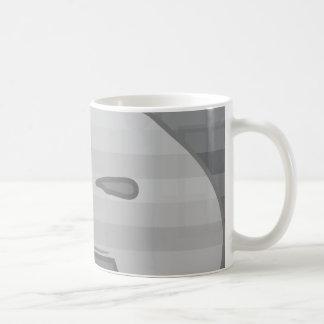 Monochrome Pain Mug