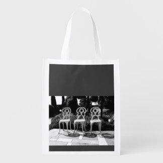 Monochrome photo eco bag vol001